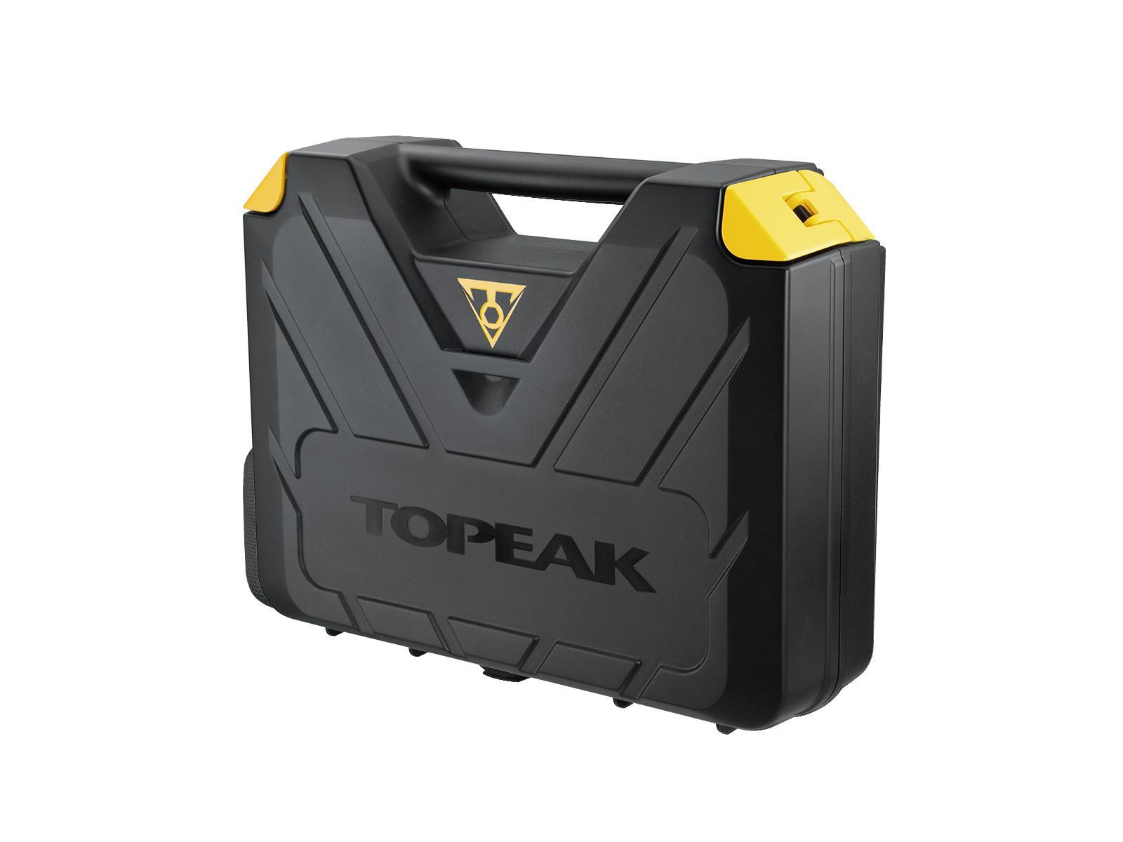 Topeak PrepBox Werkzeugkoffer 36-teilig