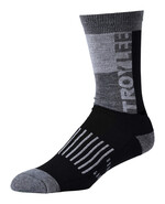 Troy Lee Designs Performance Crew Socken Block Black