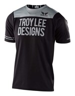 Troy Lee Designs Skyline Herren Trikot schwarz/grau