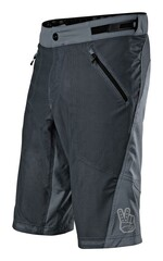 Troy Lee Designs Skyline Air Shorts mit Sitzpolster Herren grau