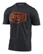 Troy Lee Designs Flowline Jugend Trikot schwarz
