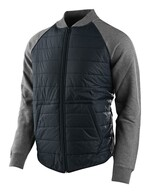 Troy Lee Designs Factory Herren Bomberjacke navy