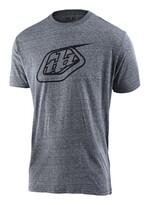 Troy Lee Designs Logo Herren T-Shirt grau