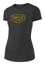 Troy Lee Designs Motor Oil T-Shirt grau