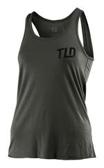 Troy Lee Designs Trackside Top olivgrün