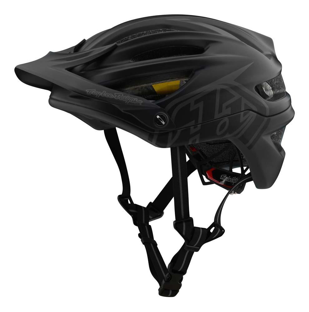 Troy Lee Designs A2 Mountainbike Helm schwarz