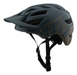 Troy Lee Designs A1 MIPS All Mountain Helm grau/walnuss