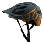 Troy Lee Designs A1 MIPS All Mountain Helm grau/gold