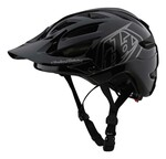 Troy Lee Designs A1 All Mountain Helm Jugend schwarz
