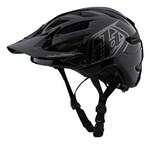 Troy Lee Designs A1 All Mountain Helm Jugend schwarz