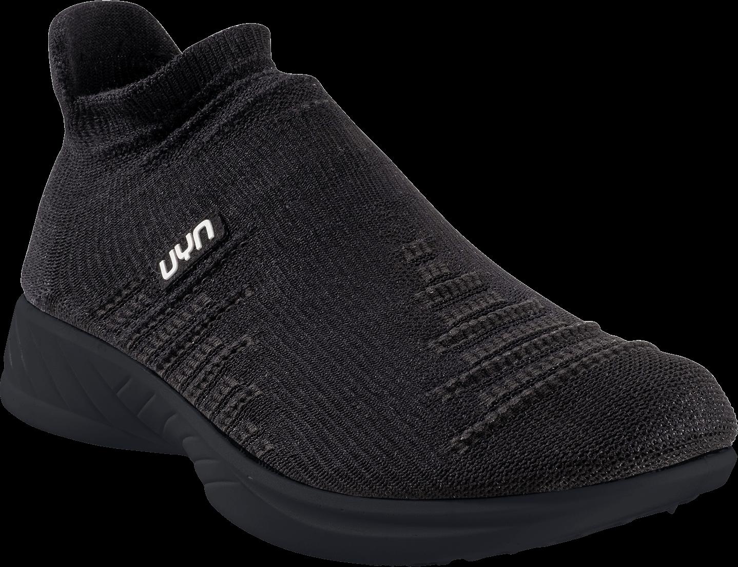 UYN Lady X-Cross Schuh black sole