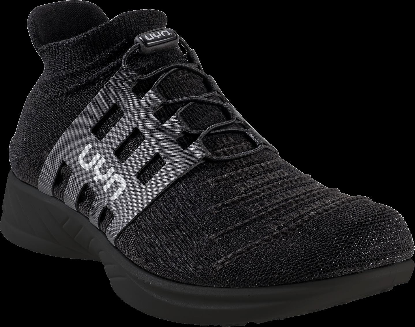 UYN Lady X-Cross Tune Schuh black sole