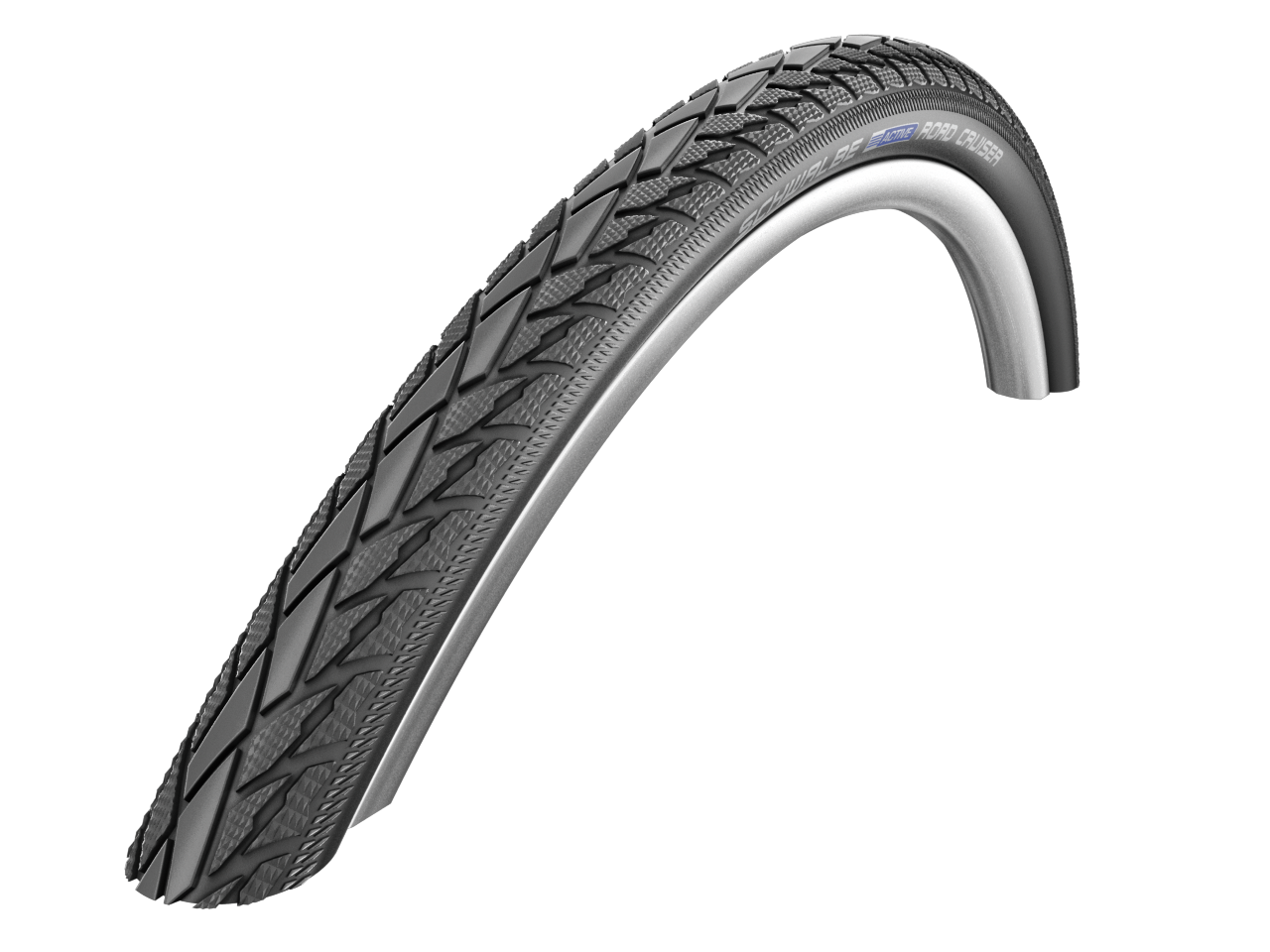 "Schwalbe Road Cruiser 16"" Active K-Guard black Drahtreifen"