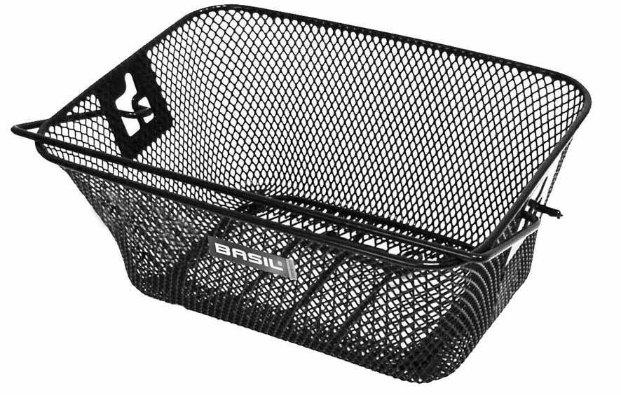 Basil Gepäckträgerkorb Tigre für Kinderräder