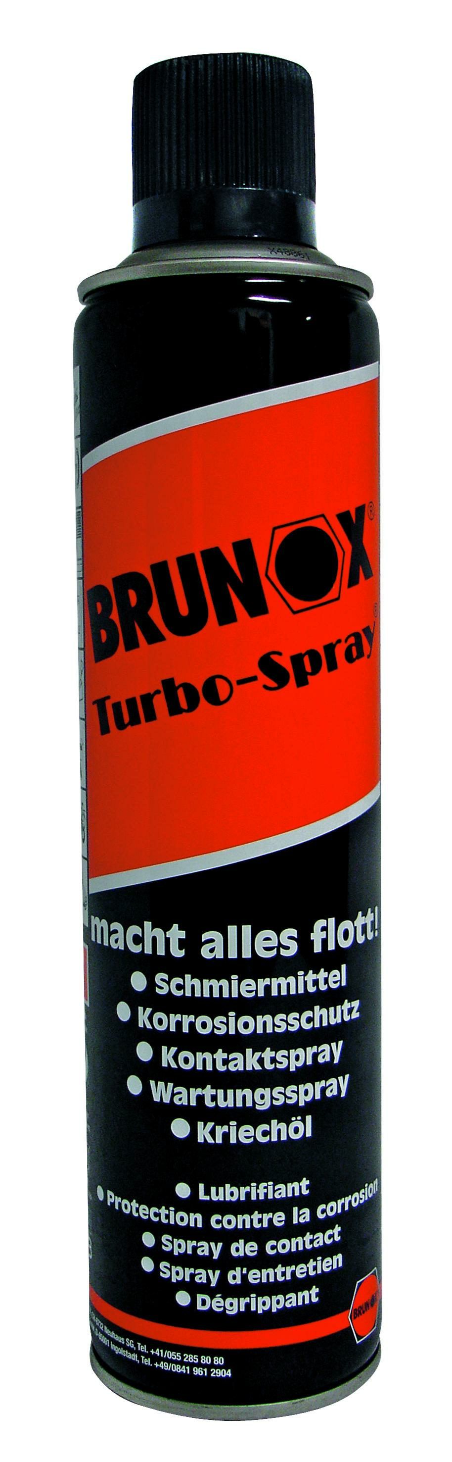 Brunox® Turbo-Spray 400ml
