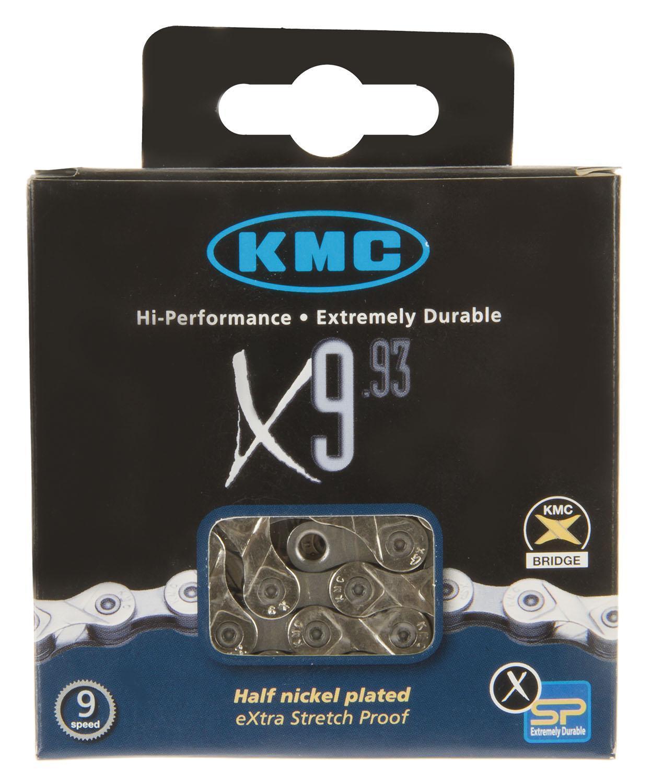 KMC Kette X9.93 9-fach 116 Glieder