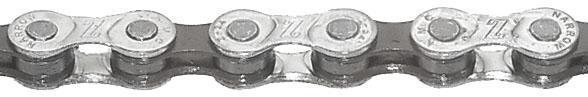 KMC Z8 Silver/Grey 6/7/8-fach Kette 114 Glieder