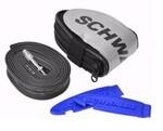 Schwalbe Satteltasche inkl. Schlauch + Reifenheber
