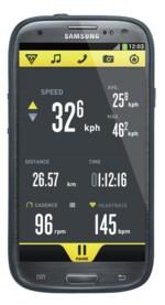 Topeak Ridecase für Samsung Galaxy 4
