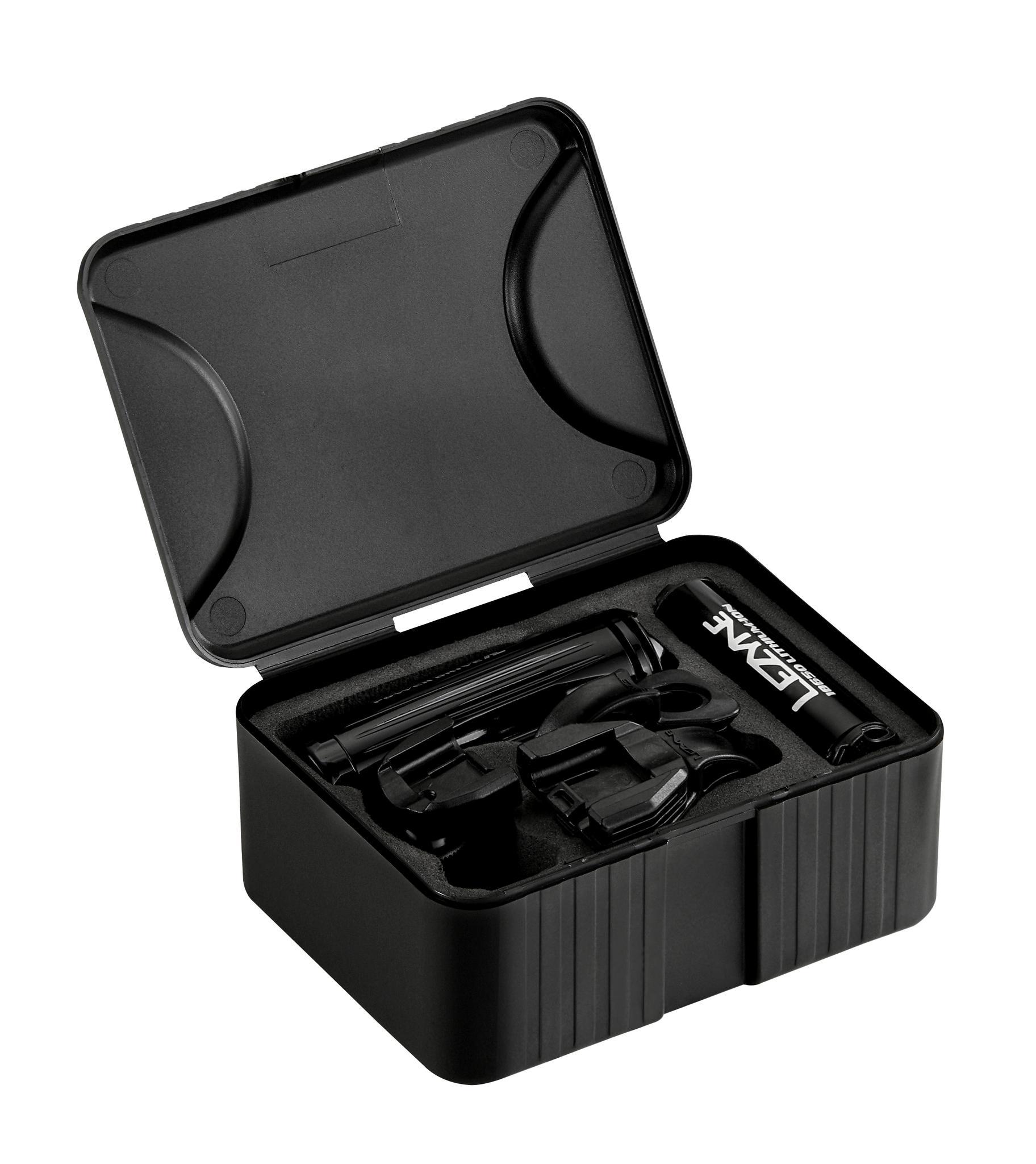 Lezyne Power Drive XL Scheinwerfer Loaded Black/Hi Gloss Y7