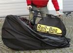 Vitelli Fahrradtransporttasche Railbag