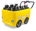 Weber Kinderbus Elektroantrieb